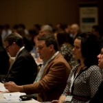 Strong conference attendance brought Brasilia room to capacity at Solar Power Generation USA Conference, Jan 2011