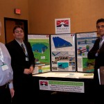 Bob and Craig with client at Solar Power Generation USA Conference, Jan 2011