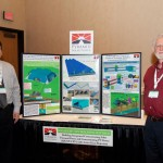 Bob Hunt and Craig Laher at Solar Power Generation USA Conference, Jan 2011