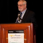 Bob Hunt presents at Solar Power Generation USA Conference, Jan 2011